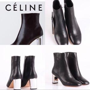 Celine booties